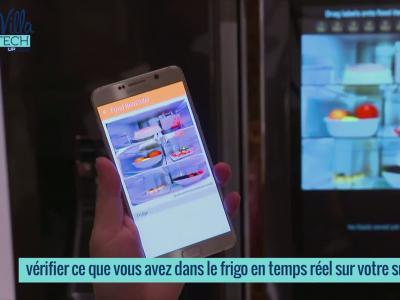 Family Hub : présentation express du frigo connecté de Samsung