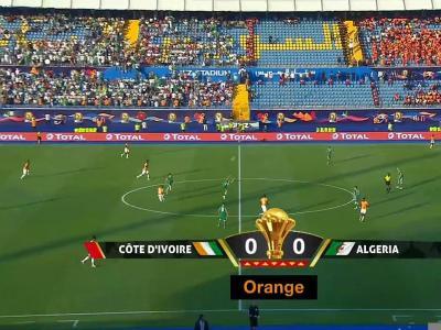 CAN 2019 : le résumé et les buts de Côte d'Ivoire - Algérie en vidéo