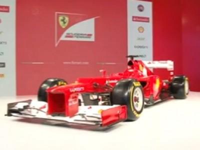 F1 2012 : Ferrari F2012