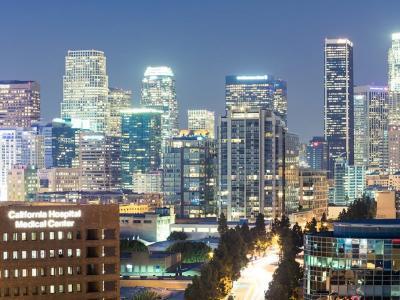 Le plus grand appartement de Los Angeles en vidéo
