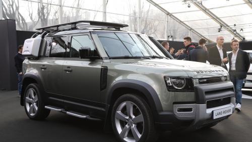 Land Rover Defender au Festival Automobile International 2020