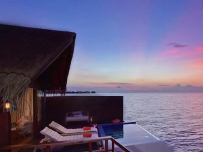 Découvrez le Grand Park Kodhipparru aux Maldives