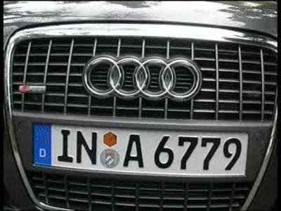 Essai Audi A6 V6
