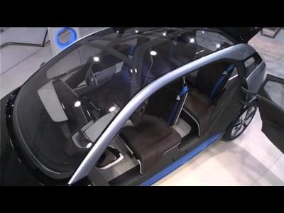 BMW i3 interview