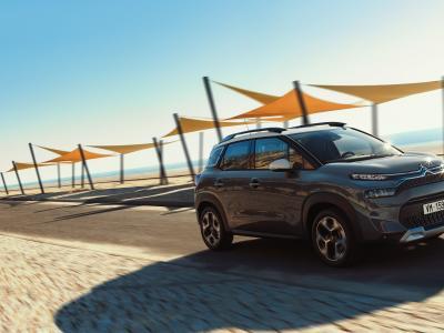 Nouveau Citroën C3 Aircross (2021) : le petit SUV en vidéo