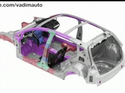 Premier teaser de la Volkswagen Golf 7