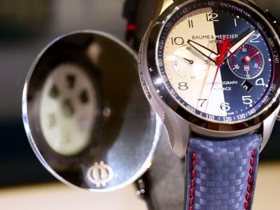 Baume & Mercier s'inspire de la Shelby Cobra Daytona Coupé