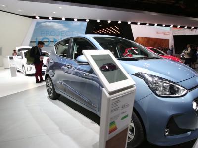 Mondial 2016 : Hyundai i10