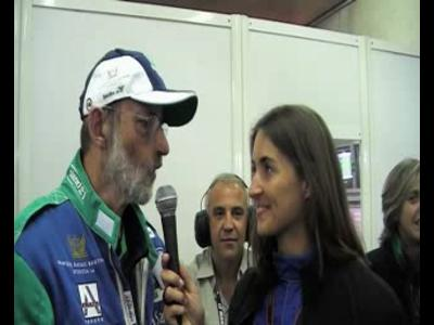 24H du Mans - Interview Henri Pescarolo