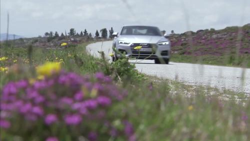 Essai Audi A5 : du changement dans le détail