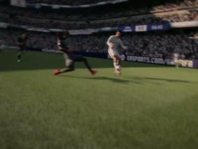 FIFA 18 : le trailer de gameplay de l'E3 2017