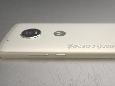 Moto X 2017 : rendu 3D du téléphone par OnLeaks et Android Authority