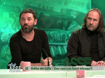 ASSE : l'edito de Laurent Hess sur les recrues de Claude Puel