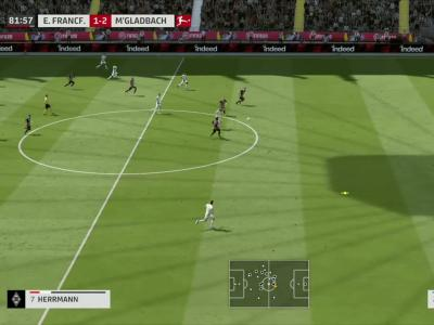 Eintratch Francfort - Borussia M'Gladbach : notre simulation FIFA 20 (Bundesliga - 26e journée)
