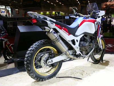 Interview : Honda CRF1000L Africa Twin