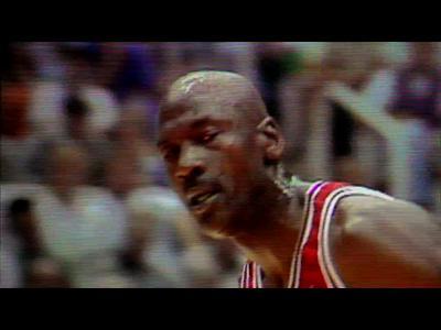 Michael Jordan, envers et contre tout star du parquet