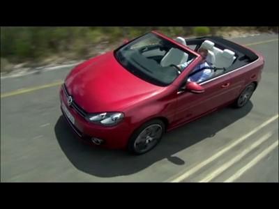 Essai Volkswagen Golf VI Cabriolet