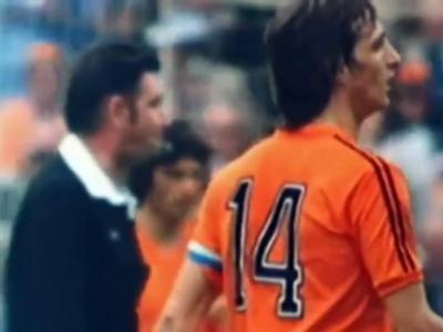 Johan Cruyff : déjà 4 ans