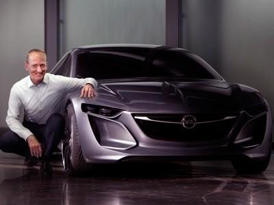 """Concept Monza : Opel pioche dans le patrimoine du """"blitz"""""""