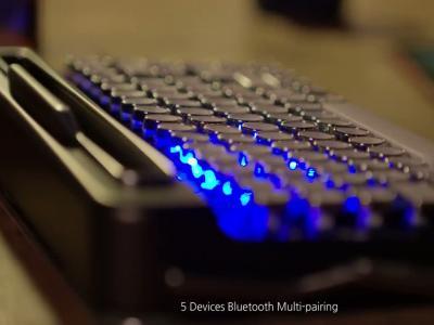 Elretron Penna : vidéo de présentation du clavier bluetooth rétro