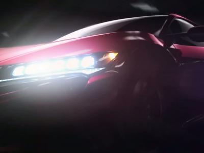 Detroit 2015 : La nouvelle Honda NSX sera dévoilée au salon