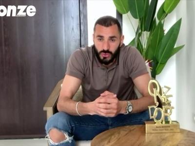EXCLU - Karim Benzema : « Je n'ai jamais baissé les bras, jamais lâché ! »