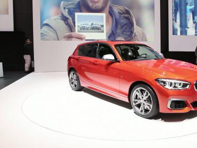 Genève 2015 | BMW Série 1
