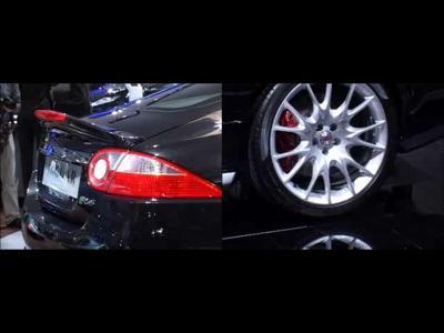 Reportage Jaguar XK-RS