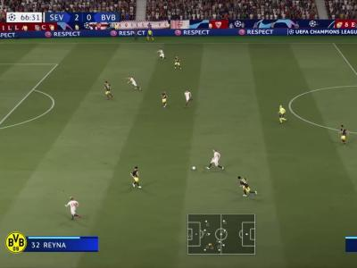 Séville FC - Dortmund : notre simulation FIFA 21 (8ème de finale aller de Ligue des Champions)
