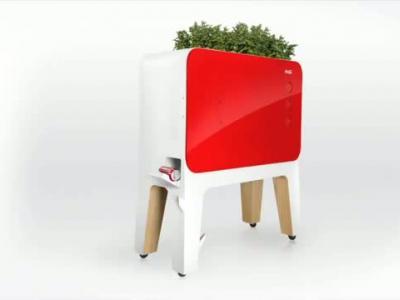 Un frigo qui utilise la chaleur du soleil pour produire sa propre énergie