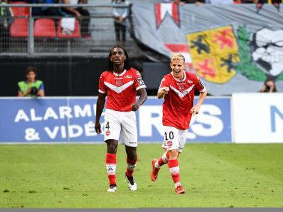 Ligue 2 : les buts de la soirée de vendredi en vidéo