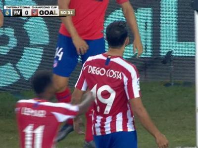 Real Madrid - Atlético Madrid : découvrez les buts et le résumé du match en vidéo !