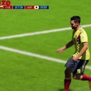 Colombie - Japon : notre simulation sur FIFA 18