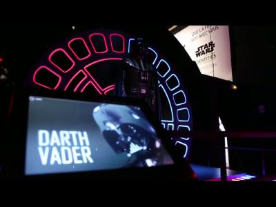 Star Wars Identities, l'exposition