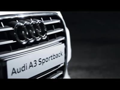 Quand l'Audi A3 Sportback se met au beatbox