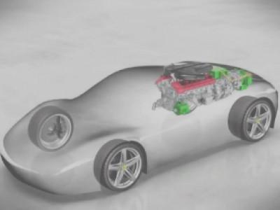 L'hybridation par Ferrari