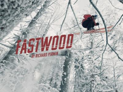 Freeski, Forests and FPV Drones | Richard Permin's FASTWOOD