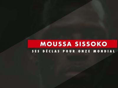 Moussa Sissoko : ses déclarations pour Onze Mondial