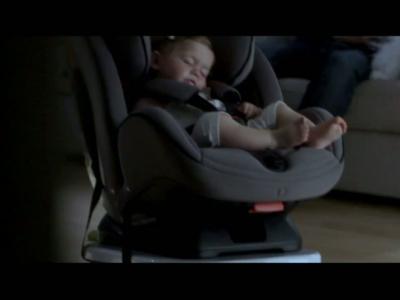 Baby Home Seat: un siège vibrant pour endormir bébé à la maison comme en voiture
