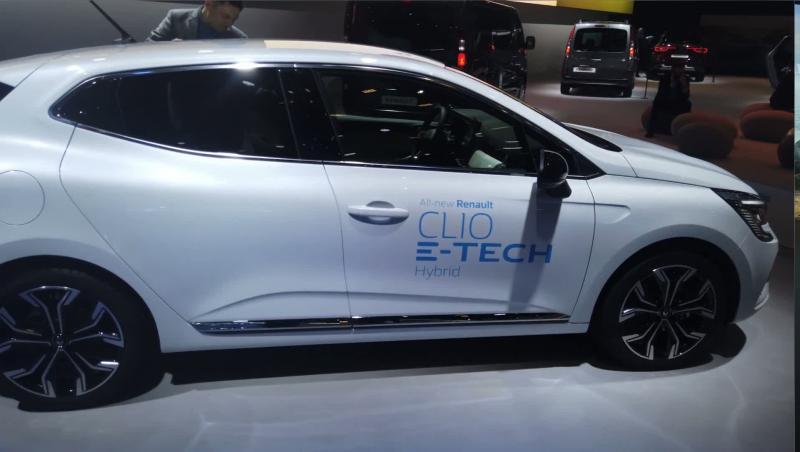 Brussels Motor Show : Clio E-Tech, Mazda MX-30, etc. les stars de l'édition 2020