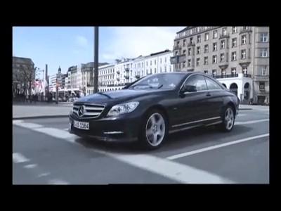 Essai Mercedes CL500 restylé