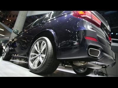 Francfort 2013 - BMW X5