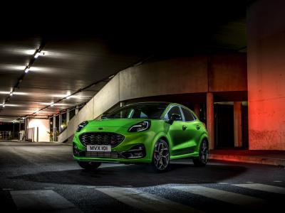 Ford Puma ST (2020) : le nouveau SUV urbain en vidéo