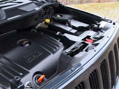 Essai Jeep Patriot 2.0 CRD