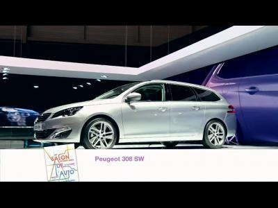 Genève 2014 : Peugeot 308 SW