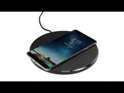 iPhone 8 : vidéo du concept de Concept Creator avec recharge sans fil