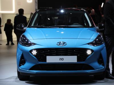 Hyundai i10 : notre vidéo de la citadine sud-coréenne au Salon de Francfort
