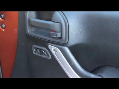 Essai Jeep Wrangler et Wrangler Unlimited 2.8 CRD auto