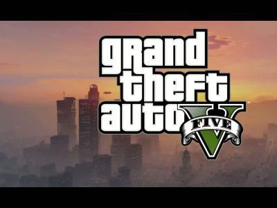 GTA 5 : 1er trailer du jeu