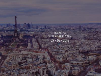 Huawei P20 : suivez la conférence en direct vidéo